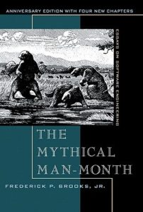 Book Cover - The Mythical Man-Month