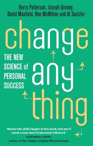 Book Cover: Change Anything
